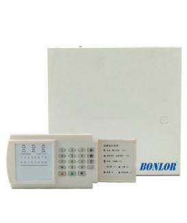 BR-0816 PSTN alarm system 8 wired and 16 wireless zones