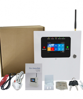 SF-G19 WIFI Gsm Fire Alarm system Home security  APP control